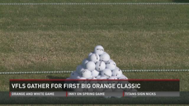 VFLs gather for Big Orange Golf Classic