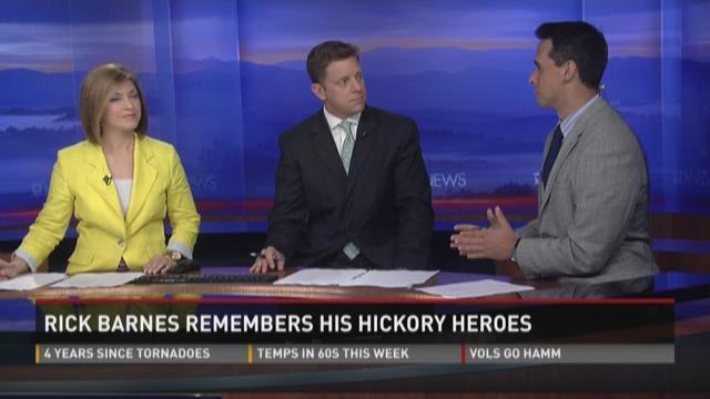 Rick Barnes' Hickory Heroes Part 1
