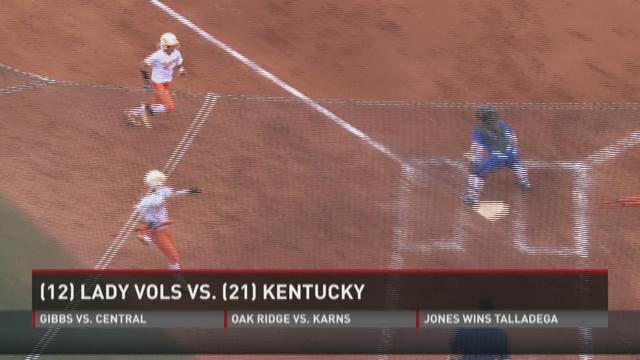Tennessee 7,  Kentucky 1  (Final)