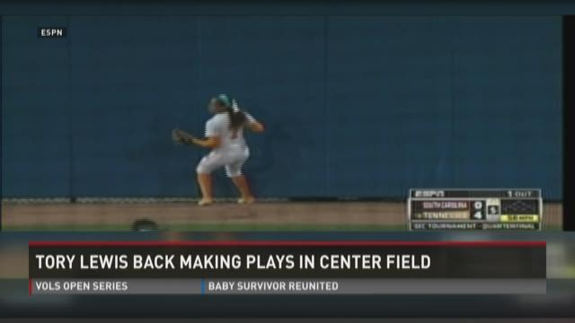 Lady Vols' senior Tory Lewis overcomes concussions
