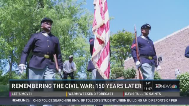 Remembering the Civil War: 150 years later