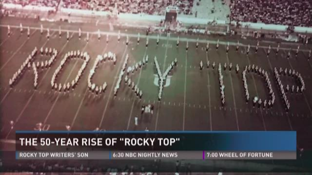 The 50-year rise of Rocky Top