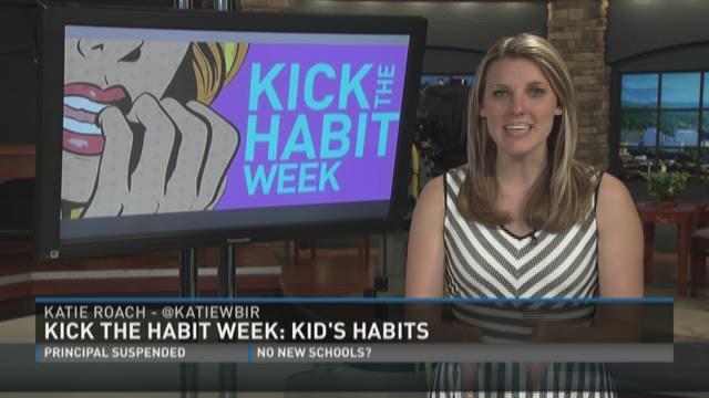 Kick the Habit - Kid's Habits