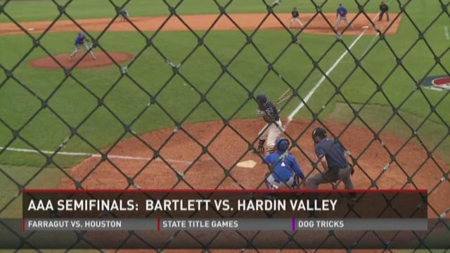 Hardin Valley headed to first title game