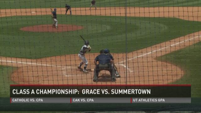 Grace Christian grabs state championship