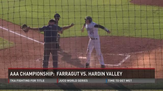 Hardin Valley wins state championship