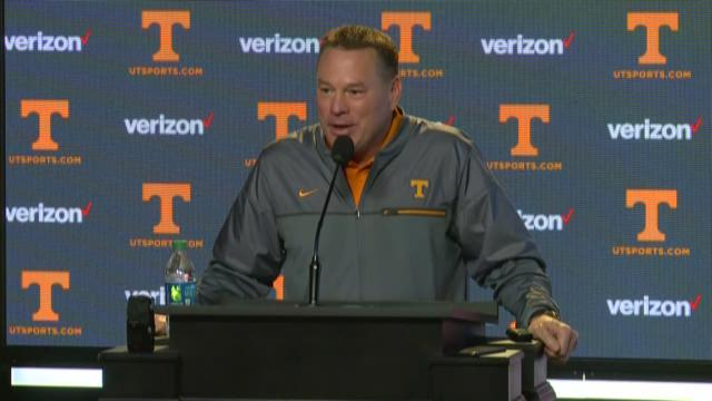 Vol Player Played with Concussion Against Kentucky