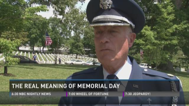 Appreciating what Memorial Day means