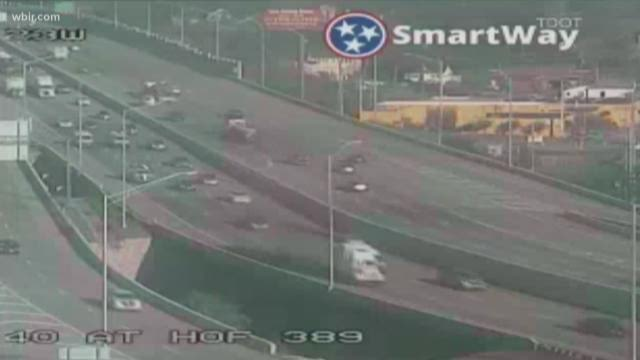 wbir.com | KPD: School bus crashes into truck, forcing it ...