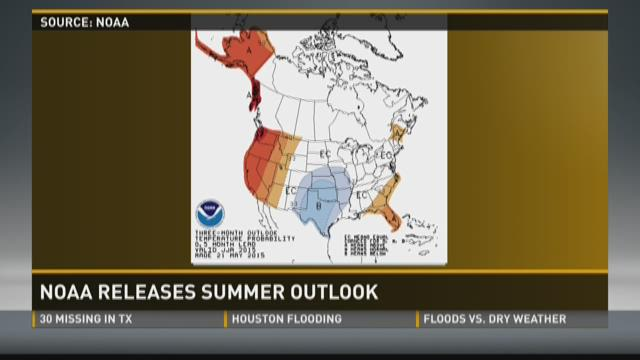 The summer outlook