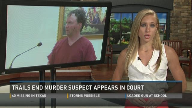 Judge delays hearing for campground killing suspect