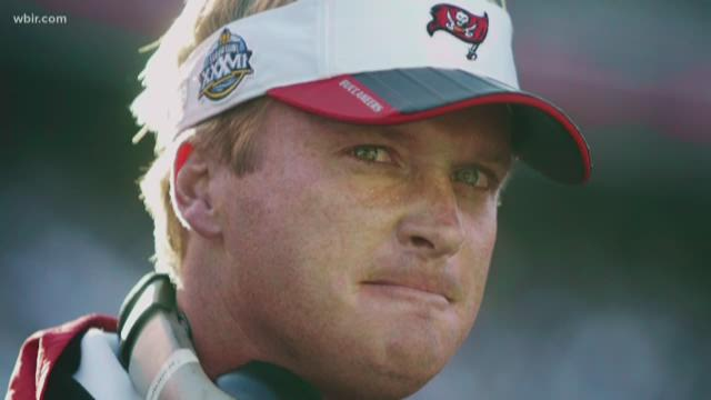 Jon Gruden reaching out to potential staff members