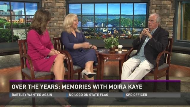 Over the years: Memories with Moira Kaye