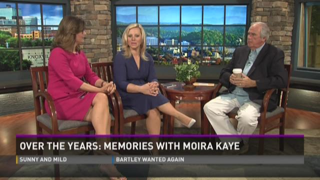Over the years: Memories with Moira Kaye Part 2
