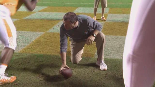 Brady Hoke hilariously refuses to talk about Tennessee's injuries