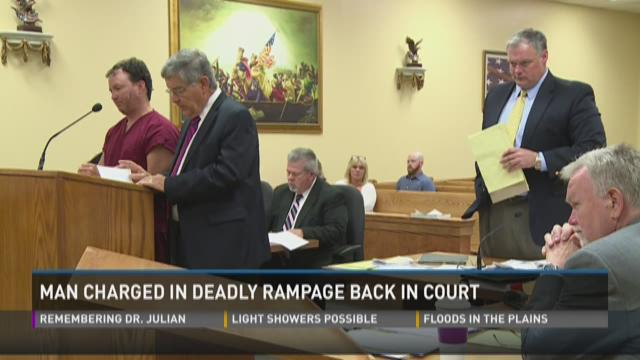 Bond lowered for campground killing suspect