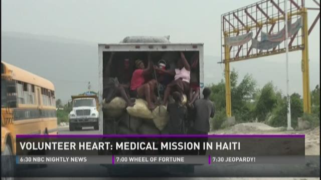 Volunteer Heart: Medical mission in Haiti