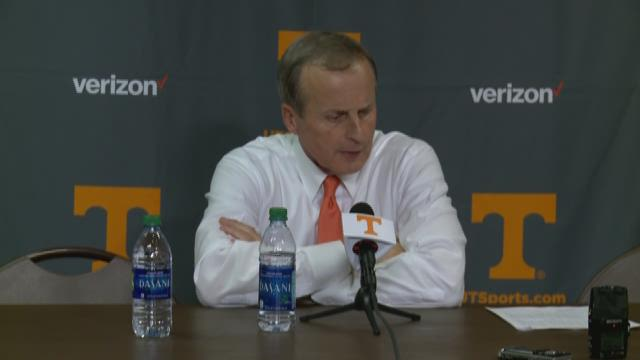 University of Tennessee athletic director fired