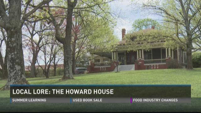 Local Lore: Paul Howard House