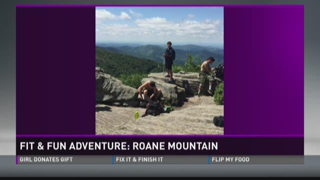Fit and Fun Adventure: Roane Mountain