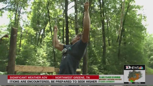 East Tennessean trains to be American Ninja Warrior
