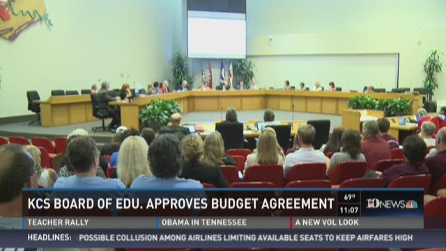 Knox Co. BOE passes budget