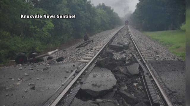 Train derailment evacuations: 5,000 impacted