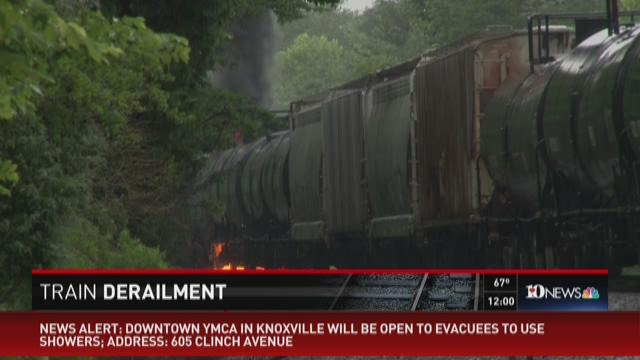 Train derailment: What we know Thursday at noon