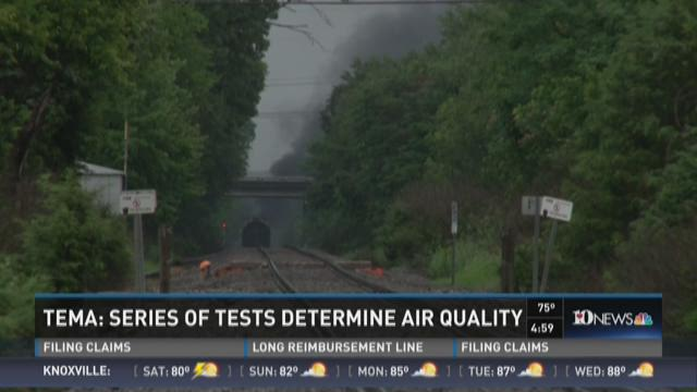 TEMA: Air quality in Blount County is safe