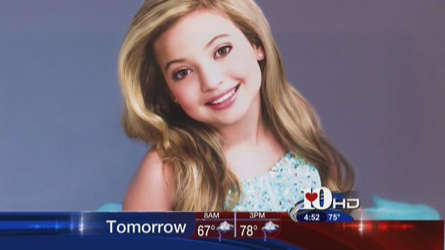 Miss Preteen Tennessee heads to national pageant
