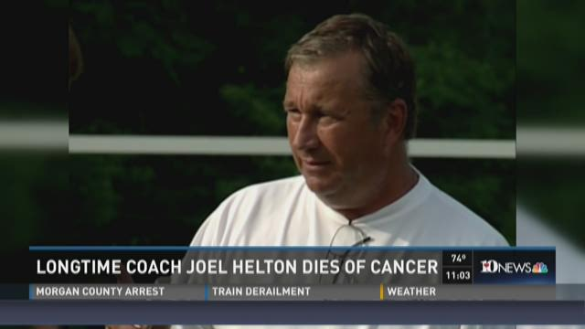 Former players remember Coach Joel Helton