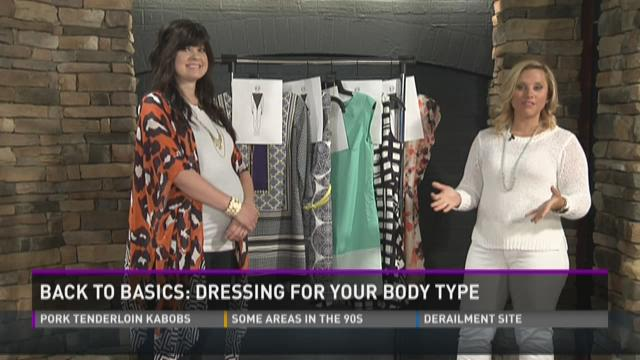 Back To Basics: Dressing For Your Body Type