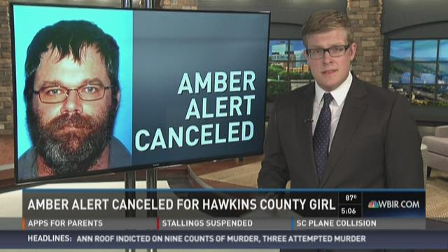 Amber alert canceled after teen & suspect located in Virginia