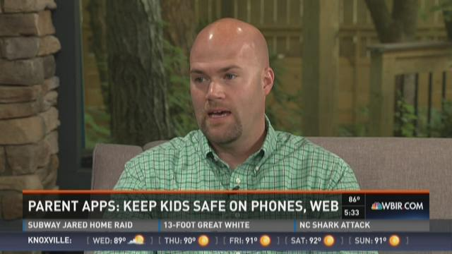 Use apps to keep an eye on your children