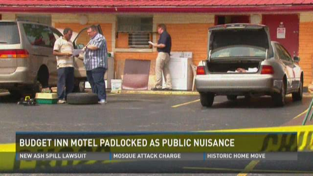 Crossville motel closed, called a nuisance