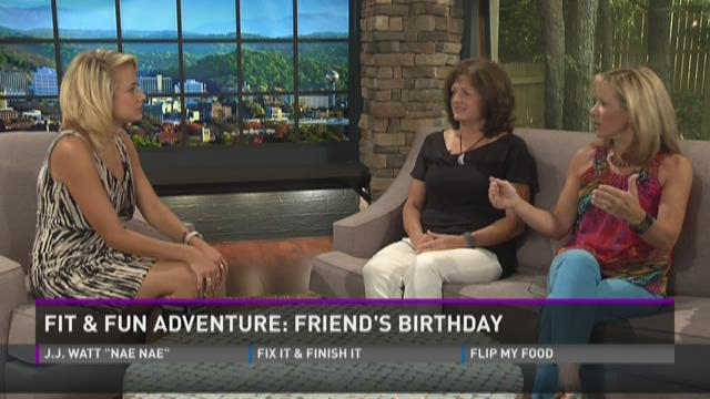 Fit and Fun Adventure: Friend's Birthday