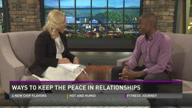 Ways to keep the peace in relationships