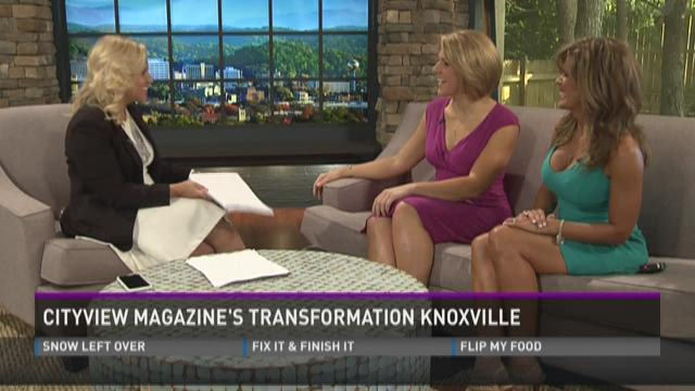 CityView Magazine Transformation Knoxville