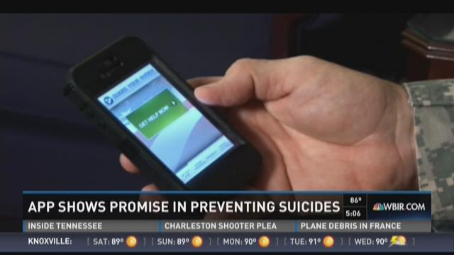 Guard Your Buddy app shows promise in preventing suicides