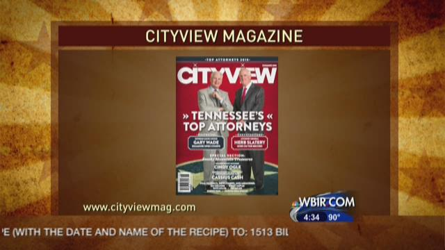 New magazine issue features prominent local attorneys