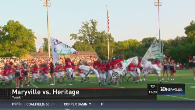 Maryville vs. Heritage