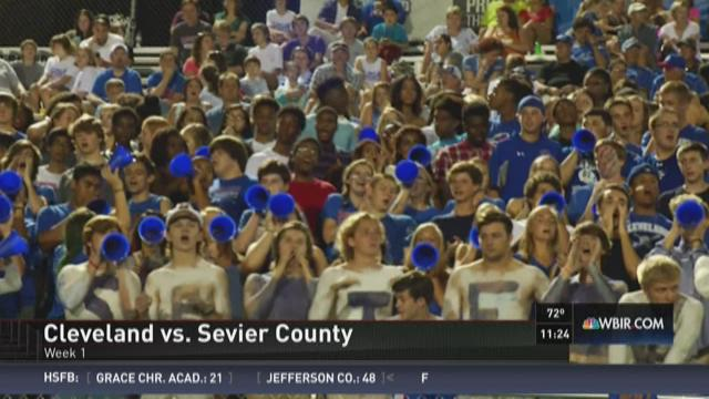 Cleveland vs. Sevier County