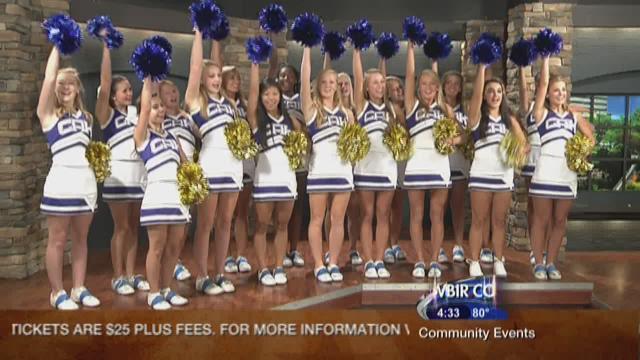 CAK Warrior Cheer Team