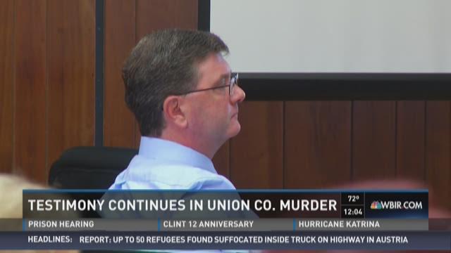 Kevin Lee Waggoner in court