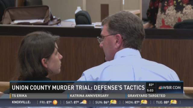 Defense says man accused of killing neighbor acted in self defense