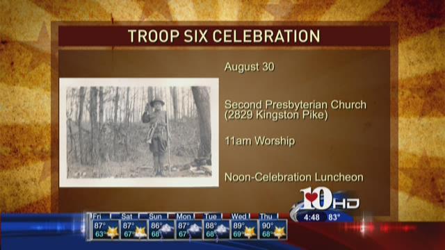 Troop 6 100th Anniversary