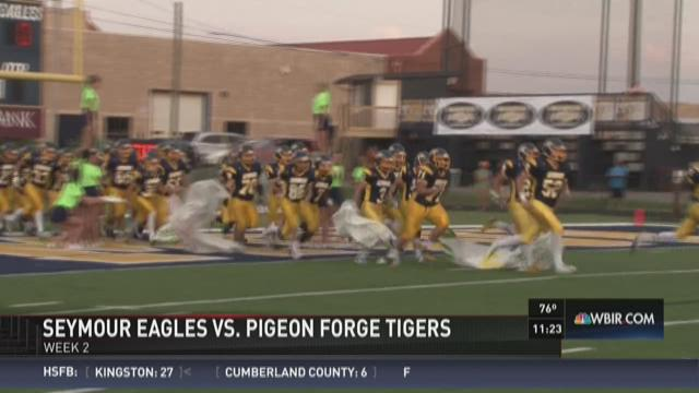 Pigeon Forge vs. Seymour