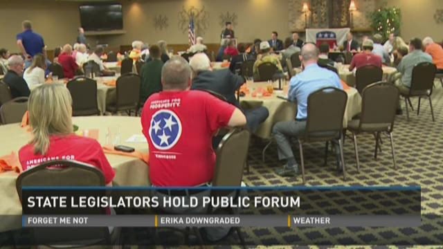 legislators meet