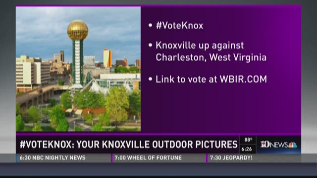 And Finally: Your Knoxville outdoor pictures
