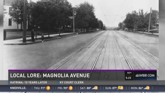 Local Lore: Magnolia Avenue